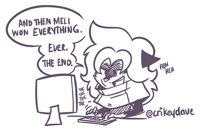 Meli Typing